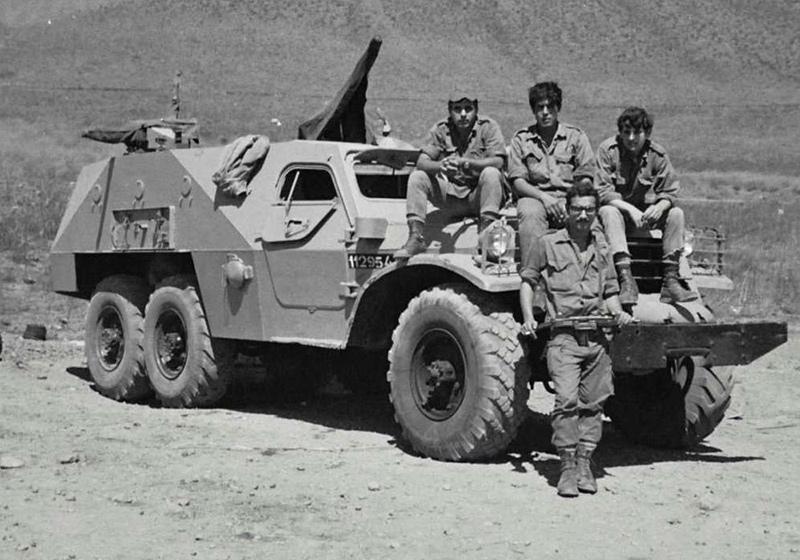 БТР-152Э1