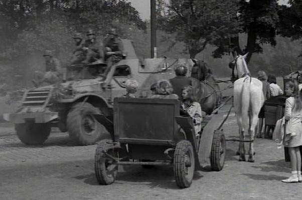 БТР-152 в кино