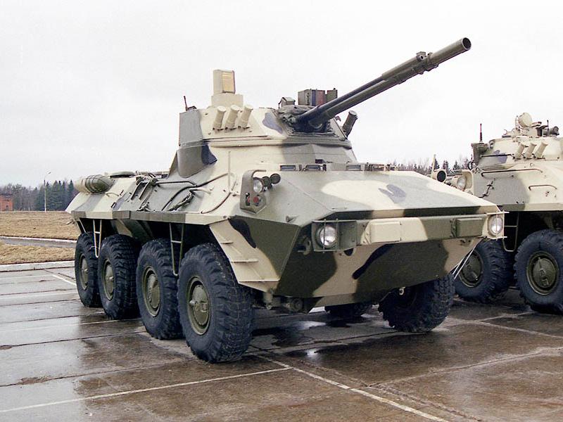 БТР-90М Бахча-У