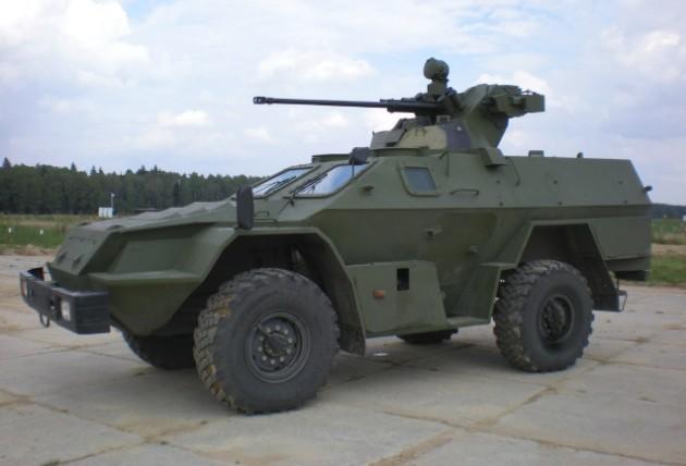 КамАЗ-43269 «Выстрел» (БПМ-97) с БППУ МБ2