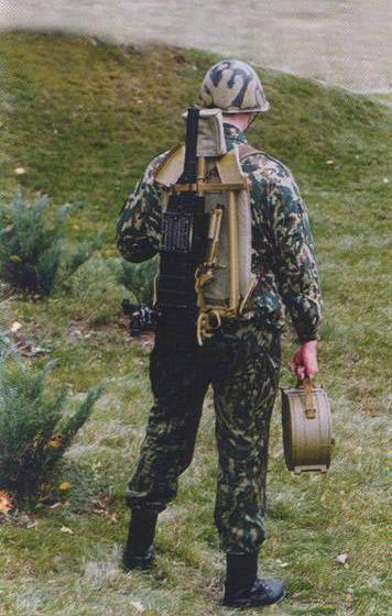 АГС-30 автоматический гранатометный комплекс