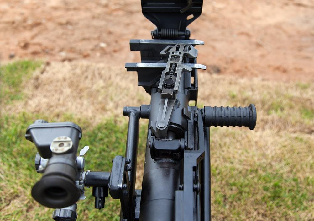 АГС-40 «Балкан» (6Г27) - автоматический гранатомет калибр 40-мм