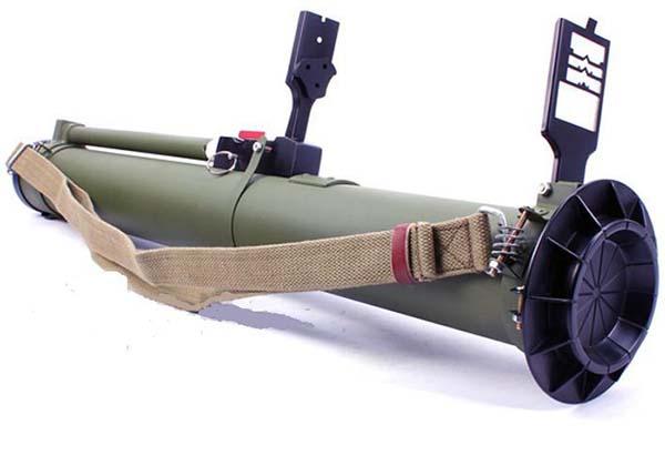РПГ-26 «Аглень» - ручной противотанковый гранатомет калибр 72,5-мм