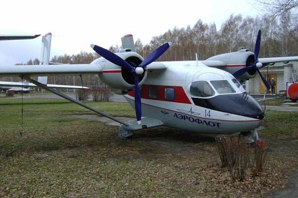 Ан-14 «Пчёлка» самолет