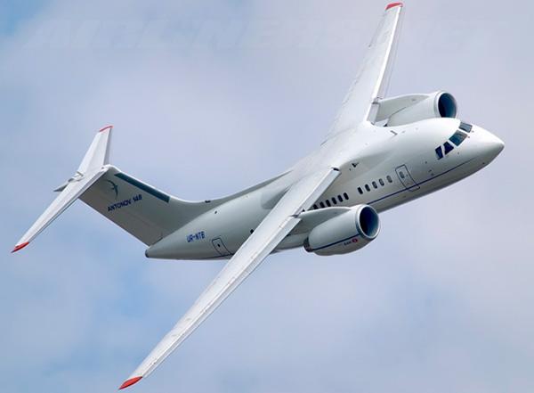 Ан-148-100 (А, В, Е) - пассажирский самолет
