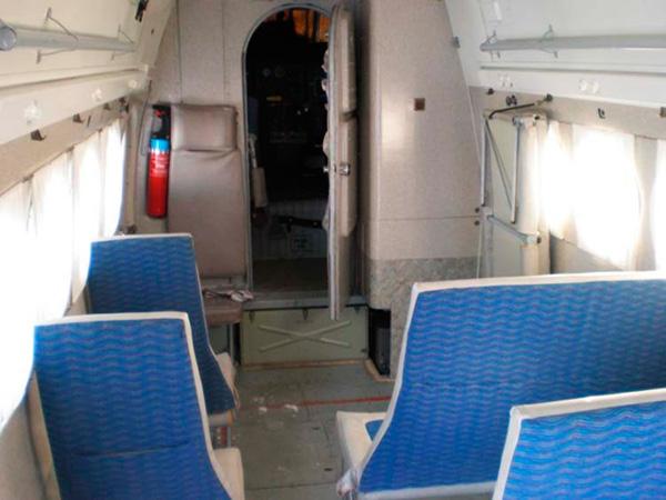 Пассажирский салон Ан-3