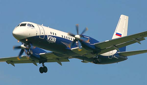 Ил-114 - двухмоторный турбовинтовой самолёт