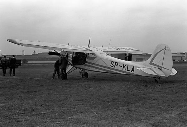 Як-12 - лёгкий многоцелевой самолёт