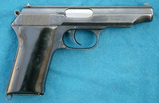 Балтиец - самозарядный пистолет калибр 7,62-мм