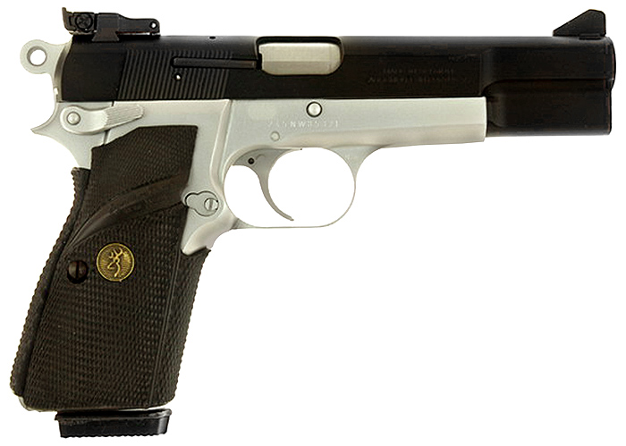 Browning High Power Practical калибра .40 S&W