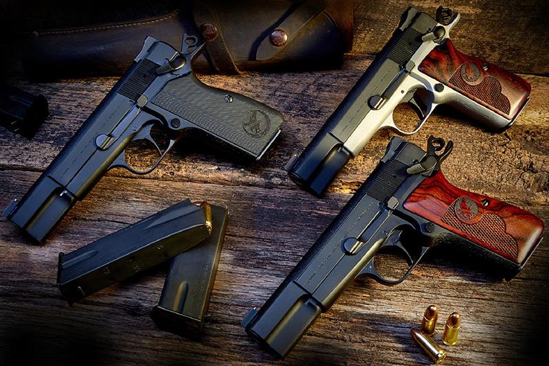 Пистолет GP35 Браунинг Хай Пауэр