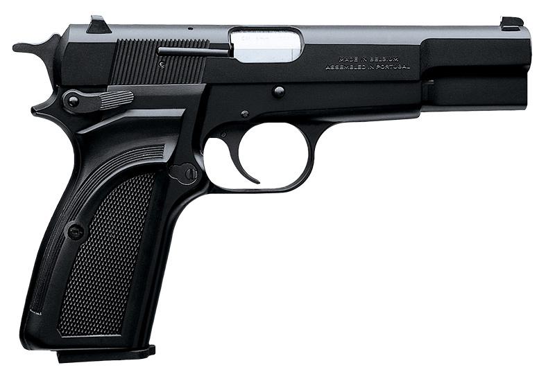 Browning High Power Mk. III - современная модификация для полиции и военных