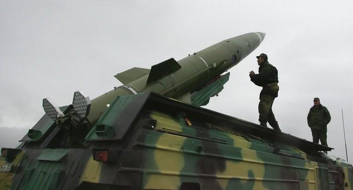 «Точка-У» (9K79-1) - тактический ракетный комплекс дивизионного звена