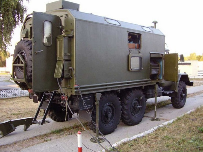 Машина технического обслуживания МТО 9В844 – для проверки пультовой аппаратуры ПУ и АКИМ