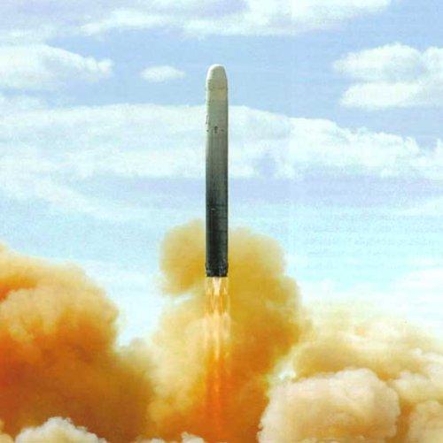 УР-100Н, УР-100Н УТТХ (SS-19 'Стилет') - ракета