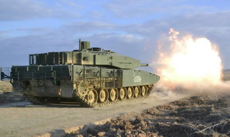 Алтай - турецкий танк