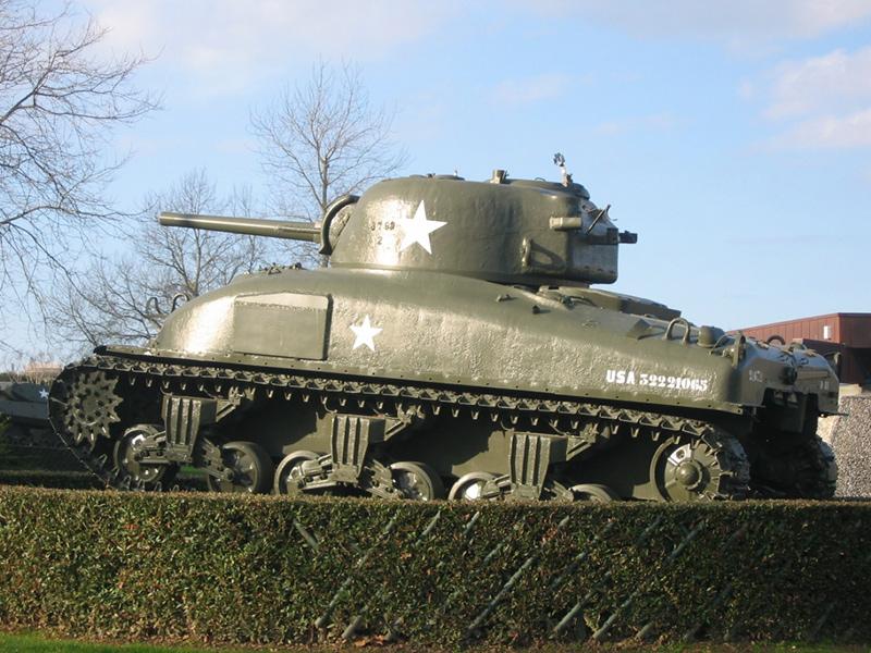 M4A1 с пушкой M3