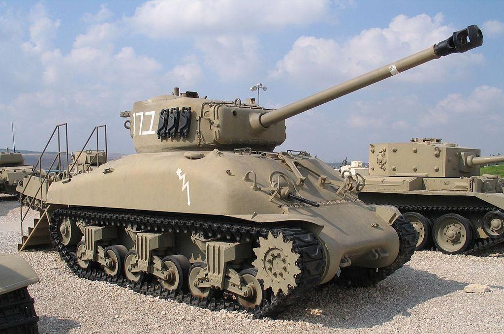 M4A1(76)W с 76-мм орудием M1A2