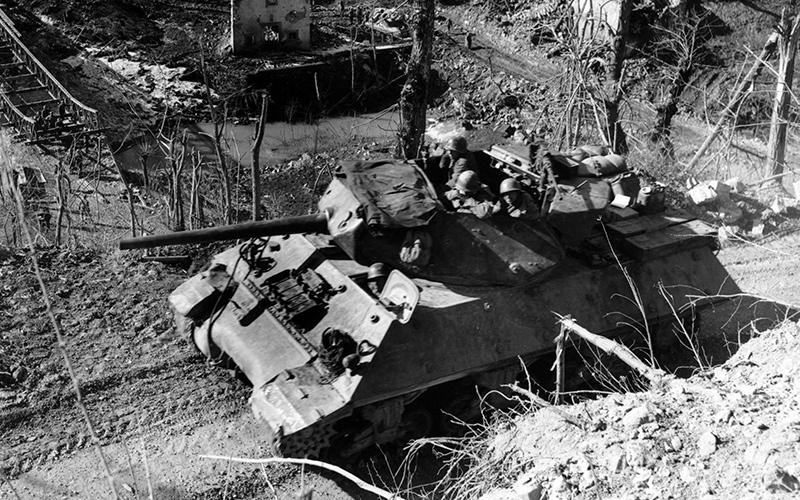 M10 Истребитель танков
