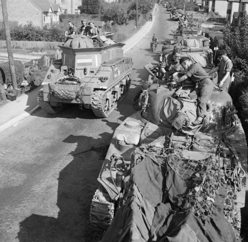 IWM H 38987 13th 18th Royal Hussars 19440602
