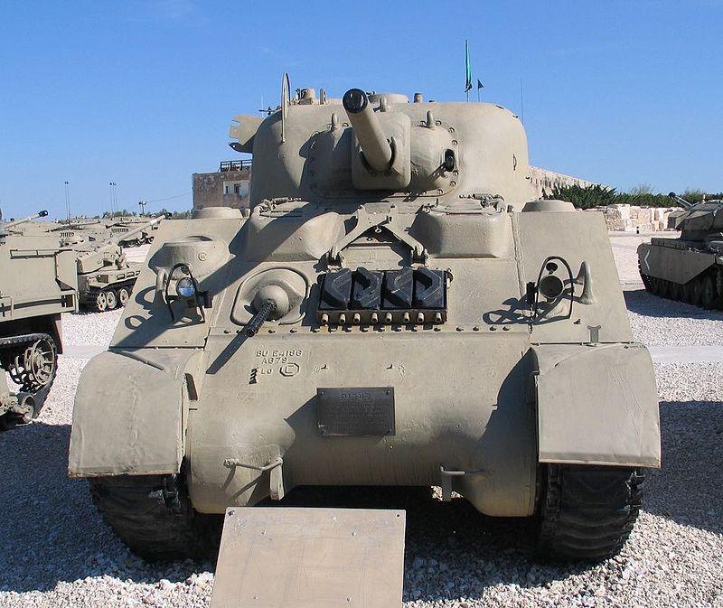 M4A4 в израильском музее