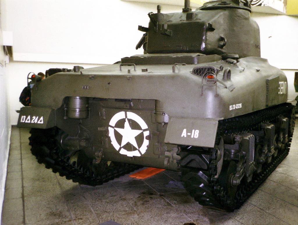 M4A1 с литым корпусом