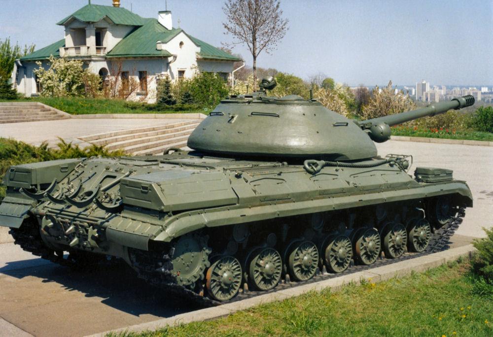 Танк Т-10М в музее Великой Отечественной Войны в Киеве