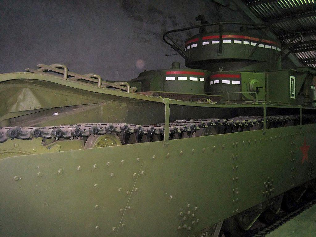 Подвеска Т-35