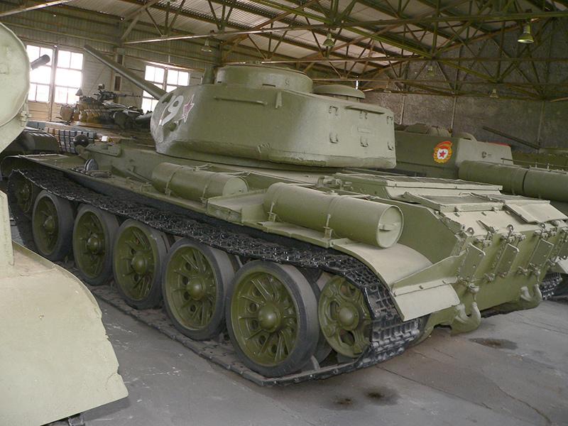 Т-44 - советский танк