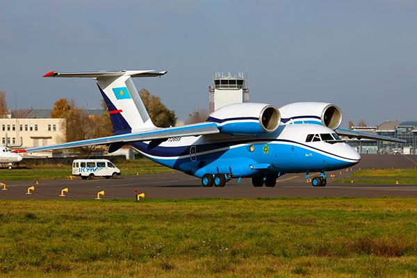 Ан-72 Казахстана
