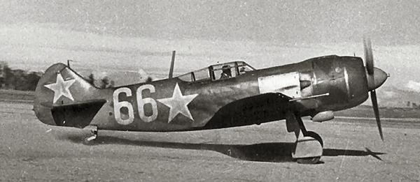 Ла-5 — одномоторный истребитель