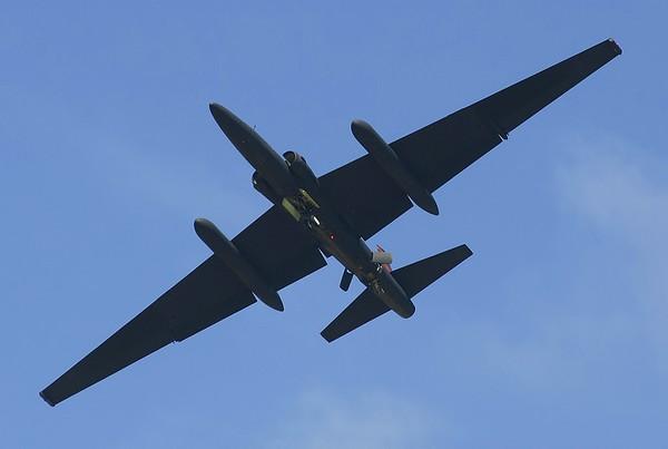 Локхид U-2 - американский высотный самолет-разведчик