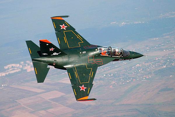 Як-130 - учебно-боевой самолет