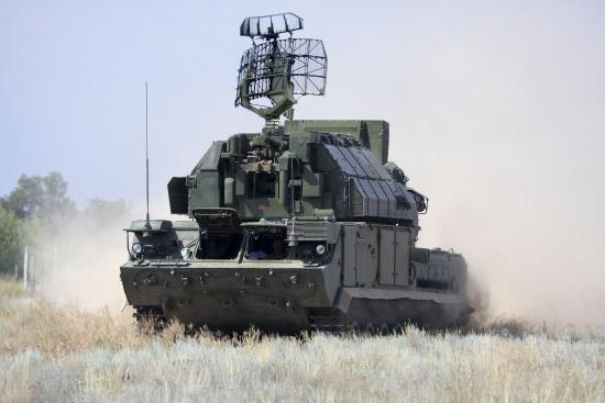 ЗРК малой дальности 9К331 «Тор-М1»