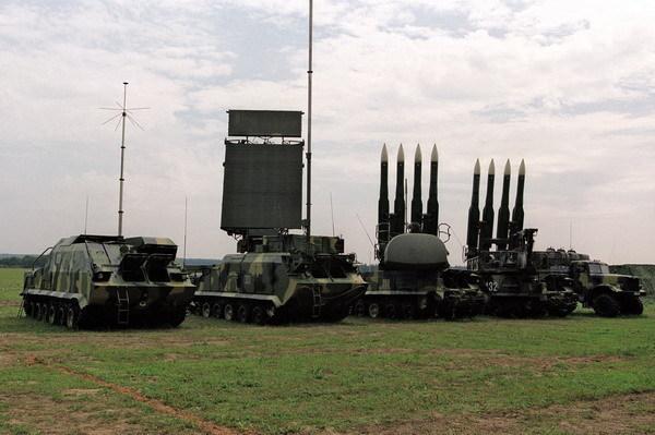 «Бук-М1-2» зенитно ракетный комплекс средней дальности
