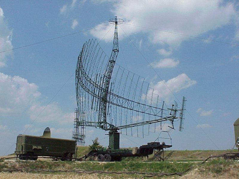 Разведывательная РЛС П-14 (5Н84А)