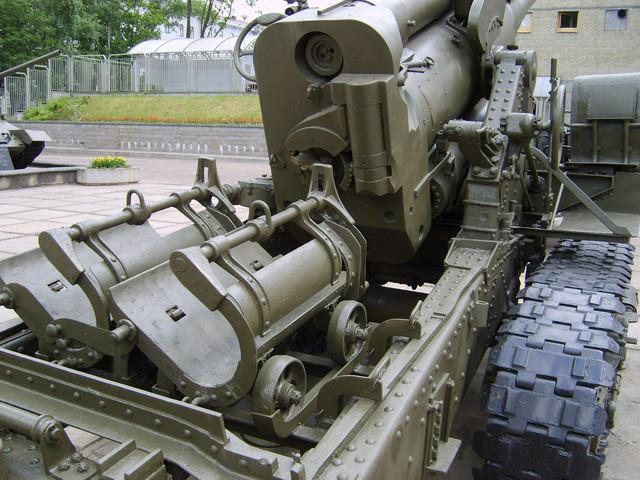 Б-4 - тяжелая 203-мм гаубица образца 1931 года