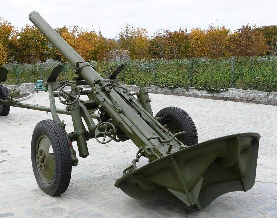 160-мм миномет М-160