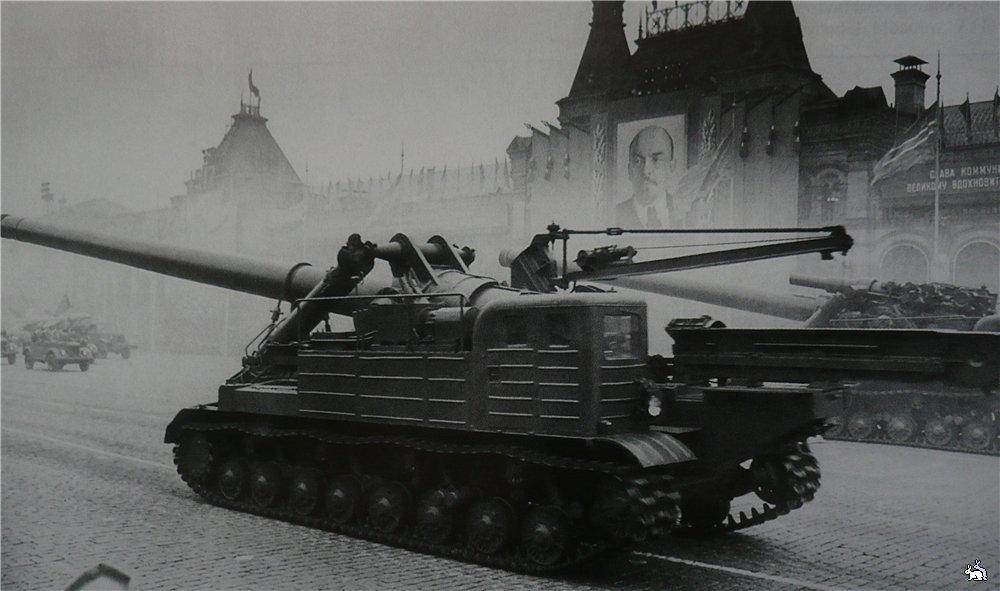 САУ 2А3 «Конденсатор-2П» - самоходная артиллерийская установка особой мощности 406-мм