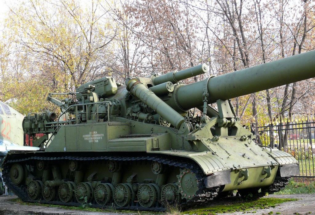 2А3 «Конденсатор-2П» из Центрального музея вооруженных сил