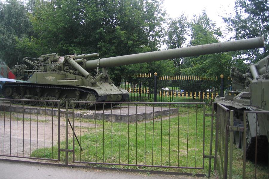 2А3 «Конденсатор-2П» в Центральном музее
