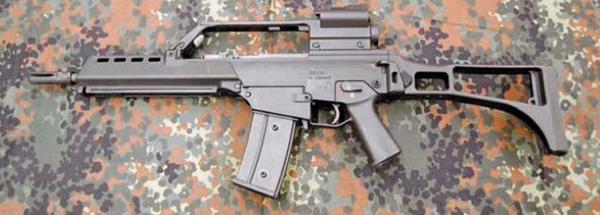 G36 К — автоматический карабин