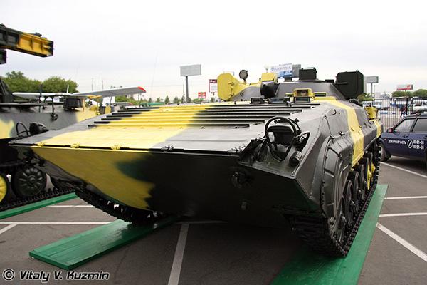 ПРП-4М на специализированной выставке