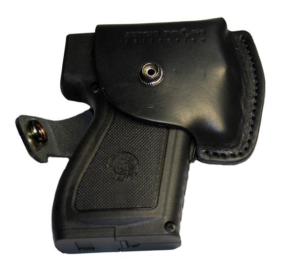Кордон-5 - травматический пистолет