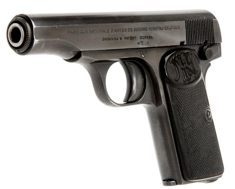 Пистолет Браунинг 1910 года
