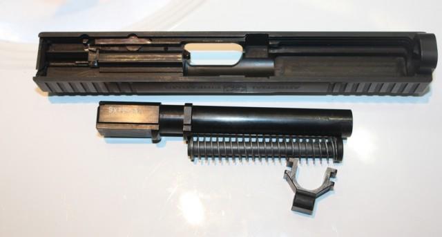 Стриж - самозарядный пистолет