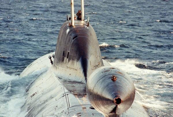 Атомные подводные лодки проекта 971 (шифр «Барс»)