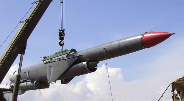 П-1000 «Вулкан» (3М70) - противокорабельный ракетный комплекс