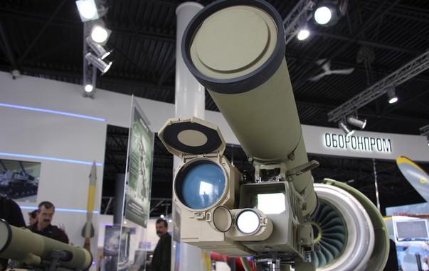 ПТРК 'Корнет-Э' - противотанковый ракетный комплекс третьего поколения