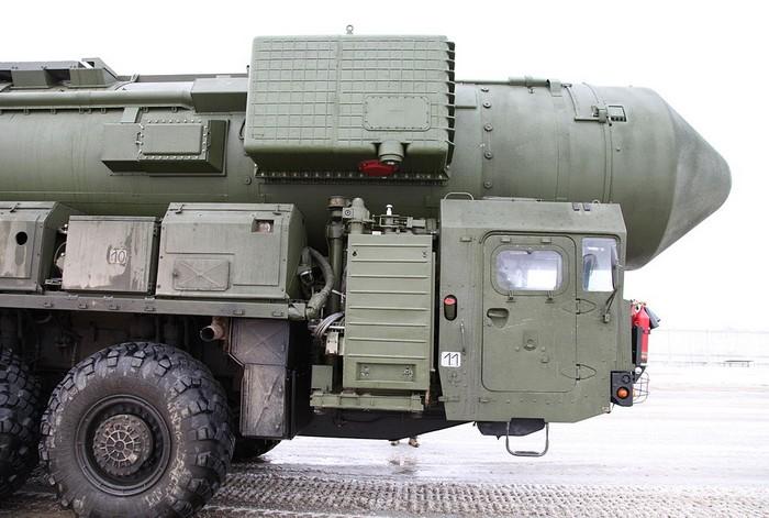 raketa topol m 11